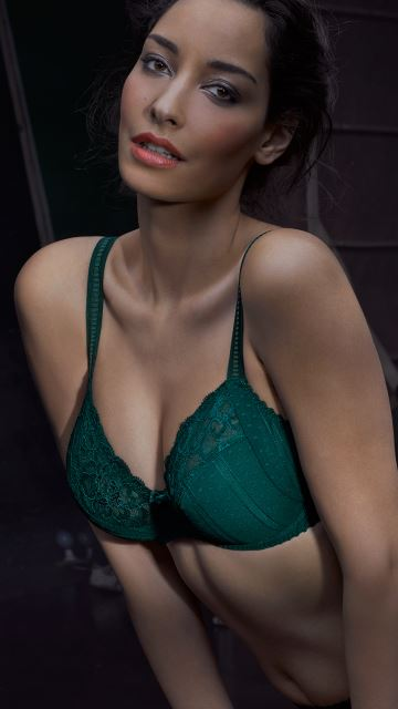 PrimaDonna Lingerie COUTURE jewel green