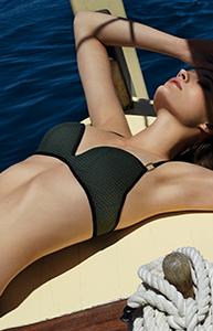 Bikini ohne Bügel