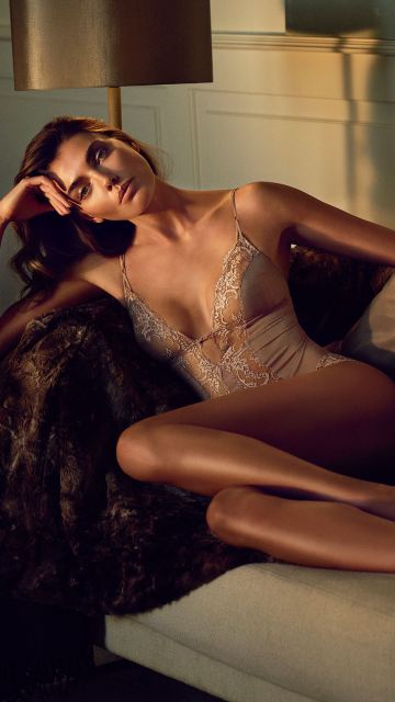 Andres Sarda Lingerie GINGER make-up