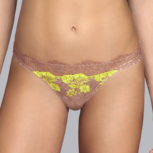 Andres Sarda - GEORGETTE - briefs Front