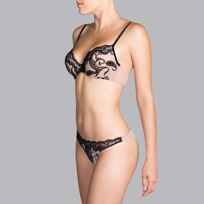 Andres Sarda - padded bra Front3