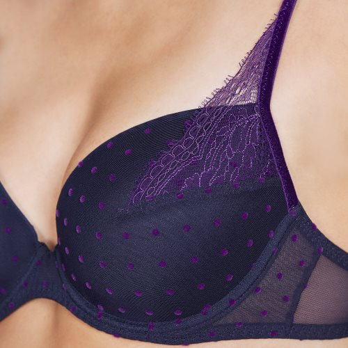 Andres Sarda - SATURN - padded bra Front4