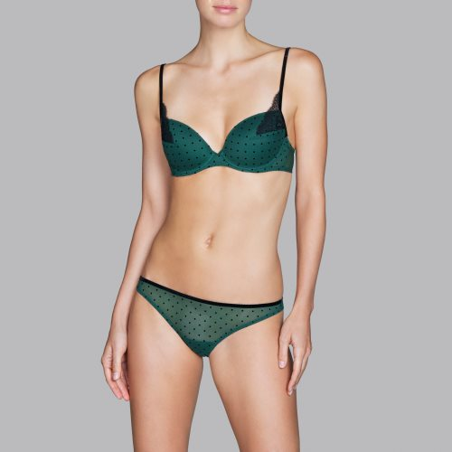 Andres Sarda - SATURN - padded bra Front2