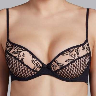 Andres Sarda - padded bra Front