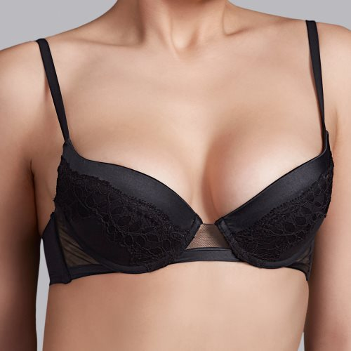 Andres Sarda - CINNAMON - push-up bra Front