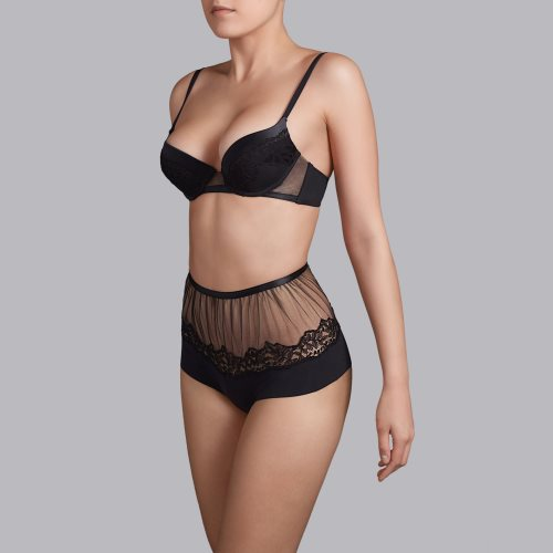 Andres Sarda - CINNAMON - push-up bra Front3