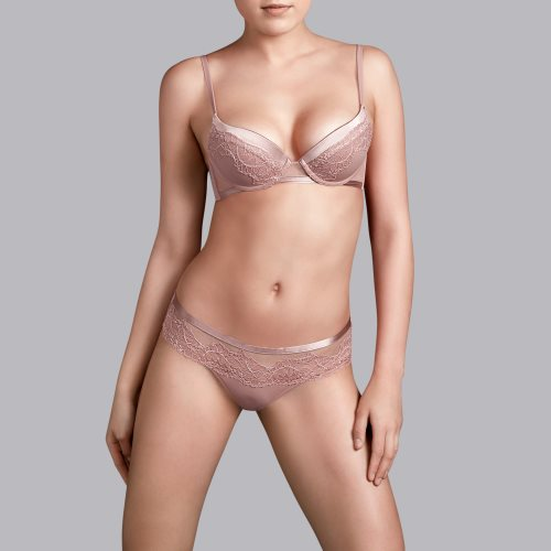 Andres Sarda - CINNAMON - push-up bra Front2