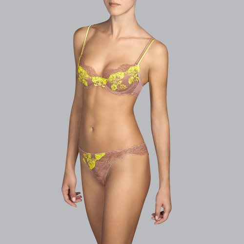 Andres Sarda - GEORGETTE - push-up bra Front3