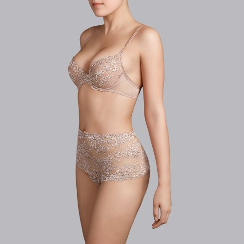 Andres Sarda - GINGER - push-up bra Front3