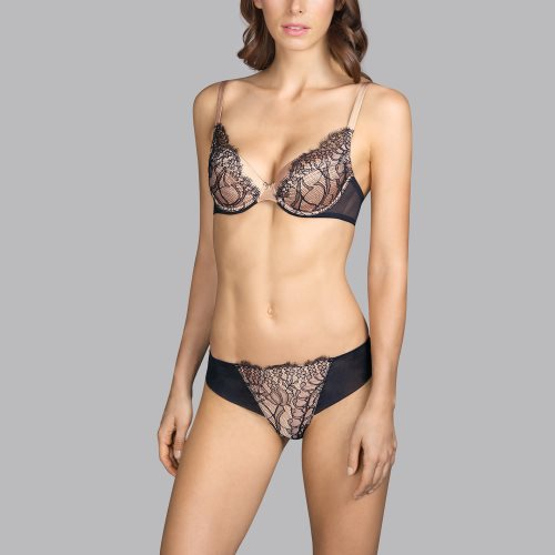 Andres Sarda - LOVE - push-up bra Front2