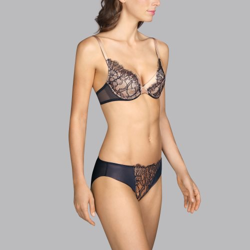 Andres Sarda - LOVE - push-up bra Front3