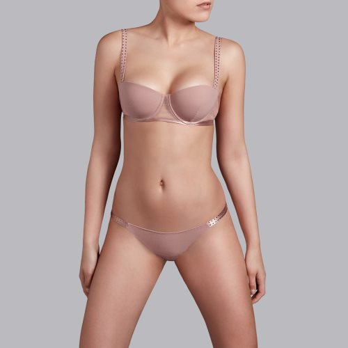 Andres Sarda - strapless bra Front2