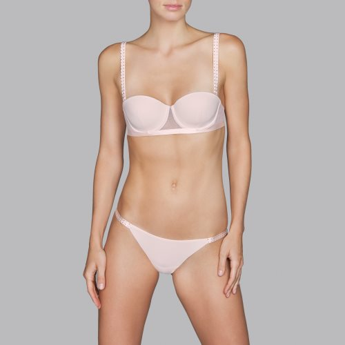 Andres Sarda - CINNAMON - strapless BH front2