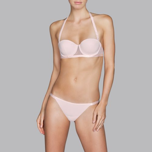Andres Sarda - CINNAMON - strapless BH Front5