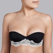 Andres Sarda - strapless bra Front