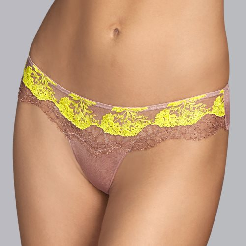 Andres Sarda - GEORGETTE - thong Front
