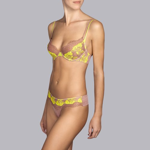 Andres Sarda - GEORGETTE - thong Front3