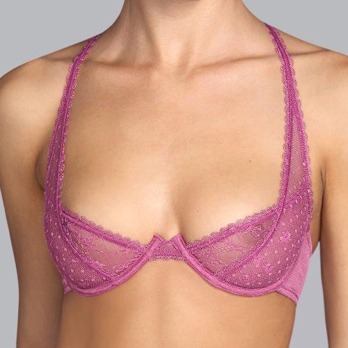 Andres Sarda - BENAGIL - underwired bra Front