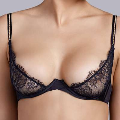 Andres Sarda - CASSIA - underwired bra Front