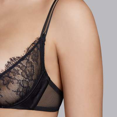 Andres Sarda - underwired bra Front4