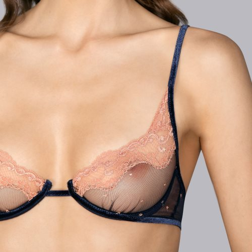 Andres Sarda - GIOTTO - underwired bra Front4