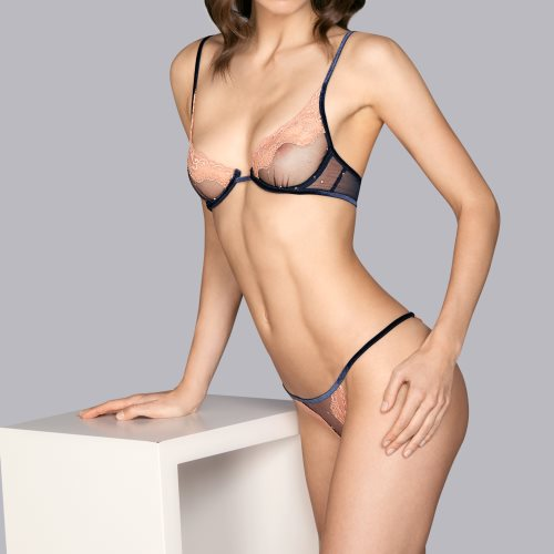 Andres Sarda - GIOTTO - underwired bra Front5