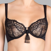 Andres Sarda - underwired bra Front