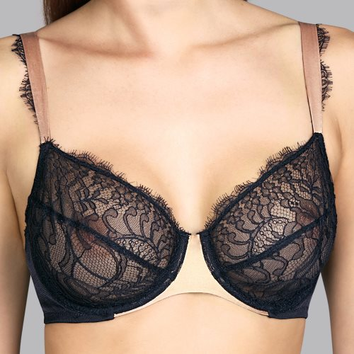 Andres Sarda - LOVE - underwired bra Front