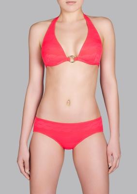 Andres Sarda Swimwear - triangle bikini Modelview