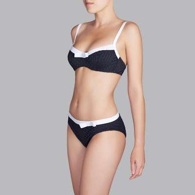 Andres Sarda Swimwear - balcony bikini Front2
