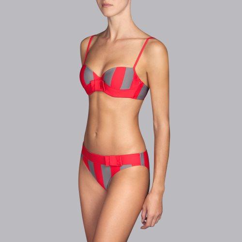 Andres Sarda Swimwear - AZURA - Bikini-Slip Front3