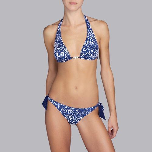 Andres Sarda Swimwear - NECKER - Bikini-Slip Front2