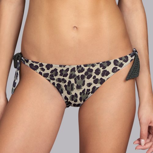 Andres Sarda Swimwear - NECKER - Bikini-Slip Front