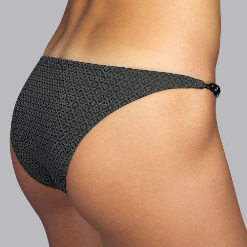 Andres Sarda Swimwear - NECKER - bikini slip Front5