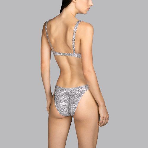 Andres Sarda Swimwear - PEACE - bikini slip front4
