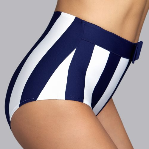 Andres Sarda Swimwear - AZURA - bikini full briefs Front4