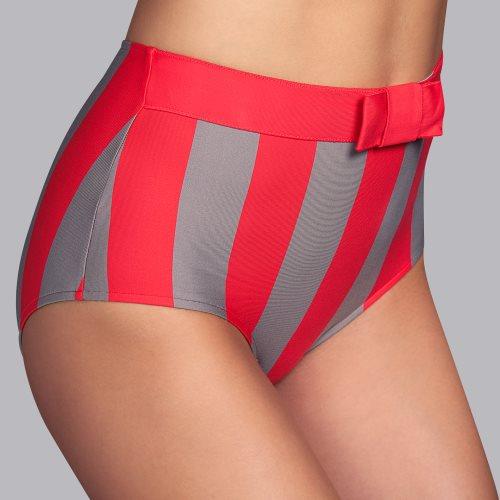 Andres Sarda Swimwear - AZURA - Bikini-Taillenslip Front4