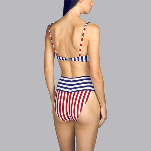 Andres Sarda Swimwear - NAIF - bikini full briefs Front4