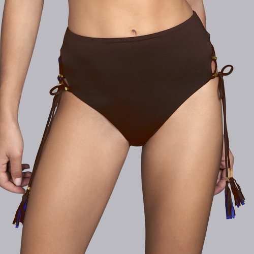 Andres Sarda Swimwear - WILSON - Bikini-Taillenslip Front