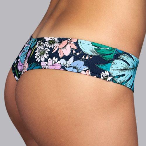 Andres Sarda Swimwear - SHELTER - bikini shorts Front5
