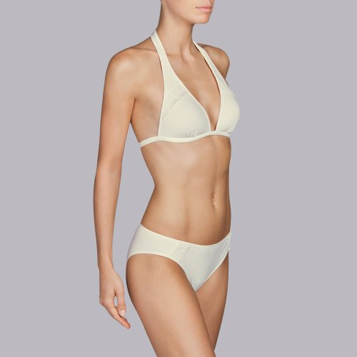 Andres Sarda Swimwear - ARACARI - bikini top halter Front3