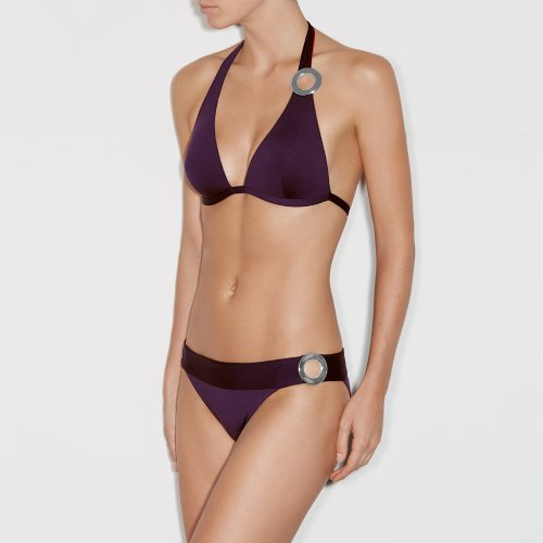 Andres Sarda Swimwear - CLAUDIA - bikini top halter Front3