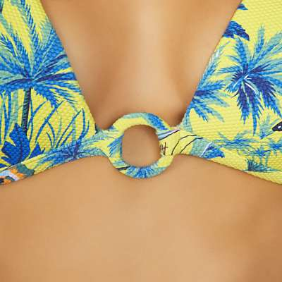 Andres Sarda Swimwear - bikini top halter