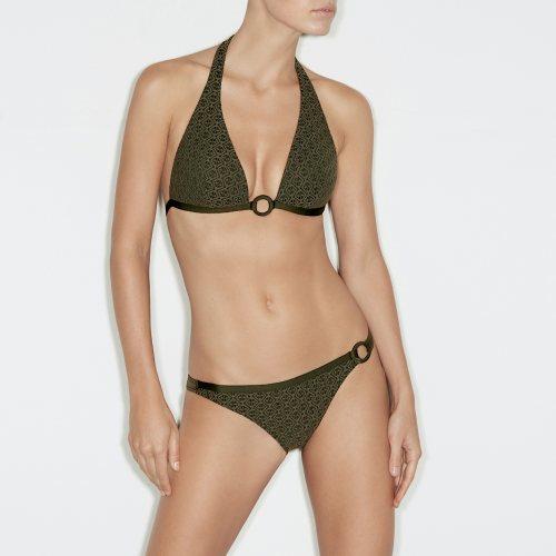 Andres Sarda Swimwear - MAGDA - bikini top halter Front2