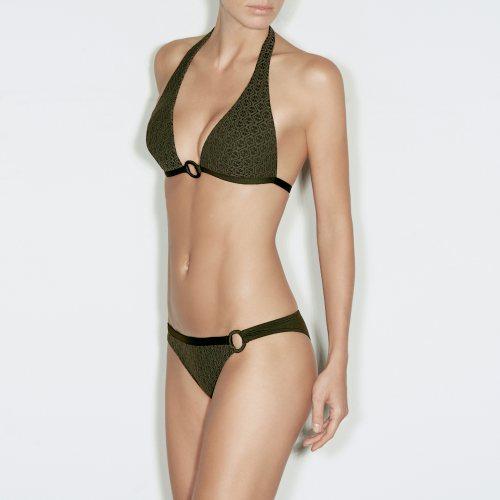 Andres Sarda Swimwear - MAGDA - bikini top halter Front3