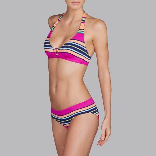 Andres Sarda Swimwear - PITTA - bikini top halter Front3