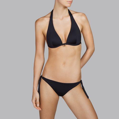 Andres Sarda Swimwear - TANAGER - bikini top halter Front2