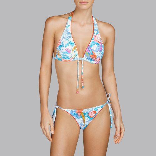 Andres Sarda Swimwear - TURACO - bikini top halter Front2