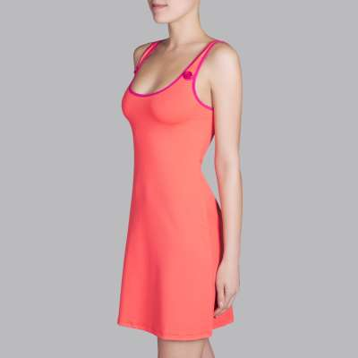 Andres Sarda Swimwear - dress Front2