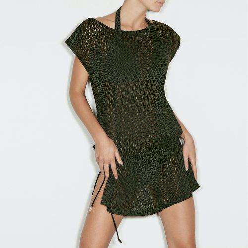 Andres Sarda Swimwear - MAGDA - dress Front2